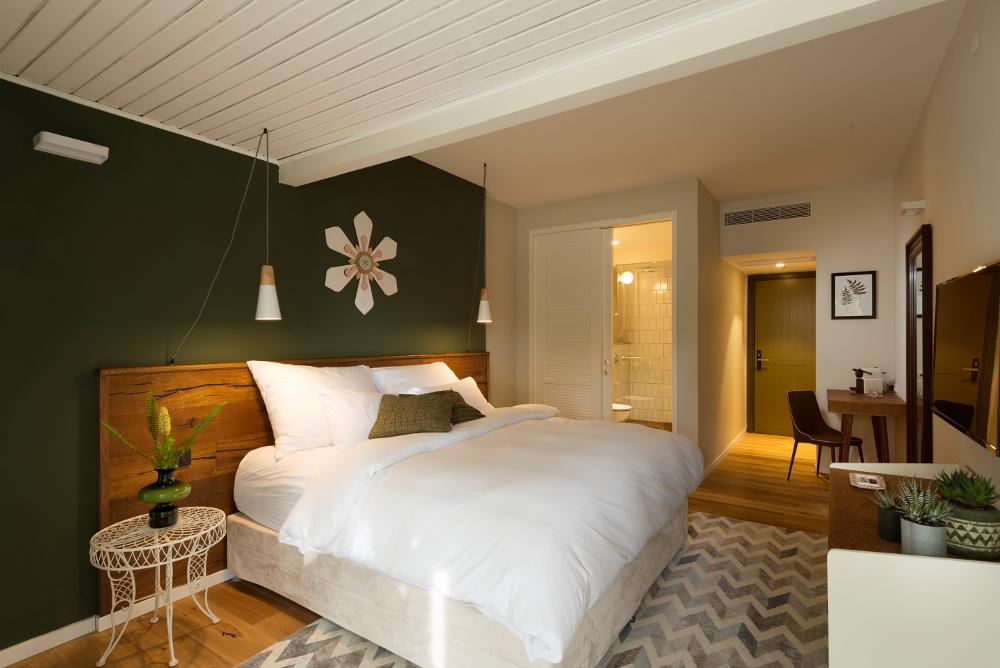 חדרי הספא במלון ניאה NEA SPA