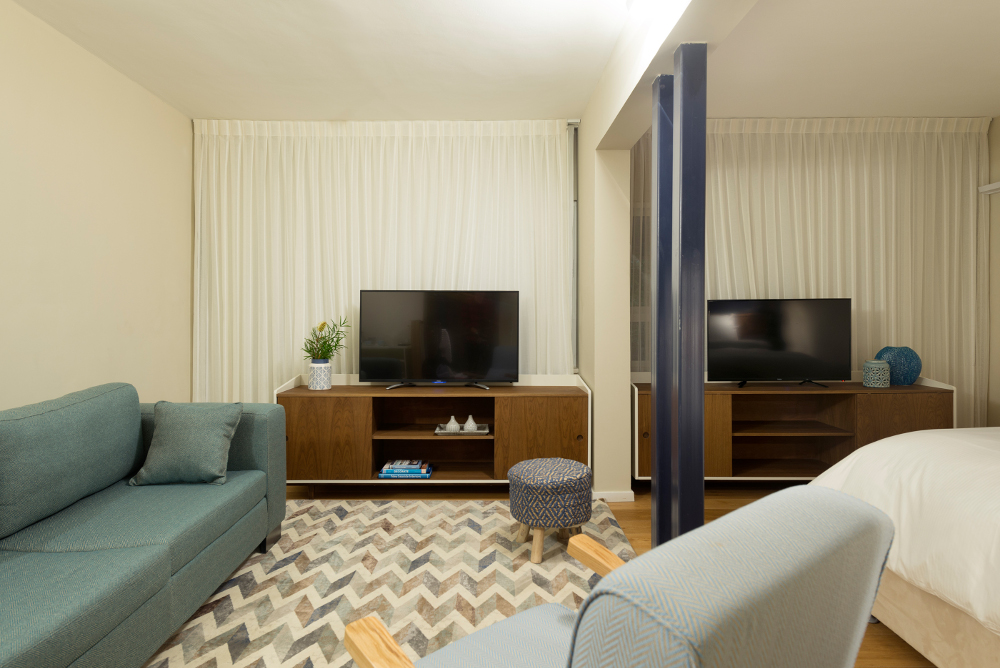 חדרים מלון ניאה שבי ציון EA HOTEL ROOMS